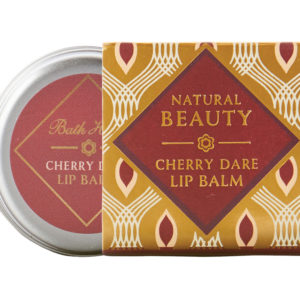 Bath House Cherry Dare Lip Balm