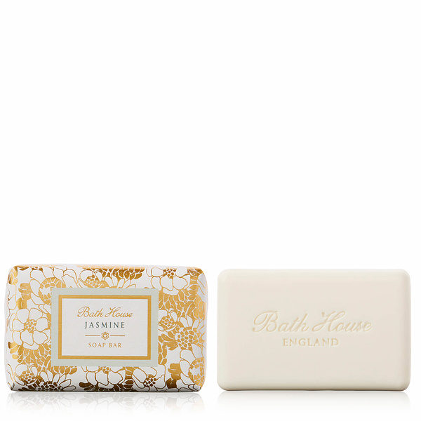 Bath House Jasmine Soap
