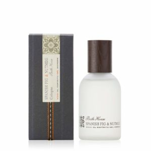 Bath House Spanish Fig Nutmeg Cologne