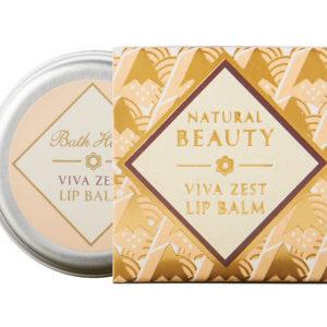 Bath House Viva Zest Lip Balm