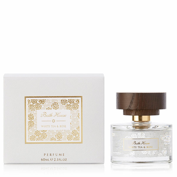 Bath House White Tea Rose perfume