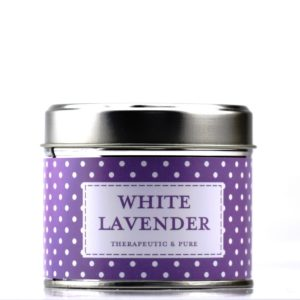 Country Candle white lavender