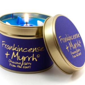Lily Flame Frankincense Myrrh
