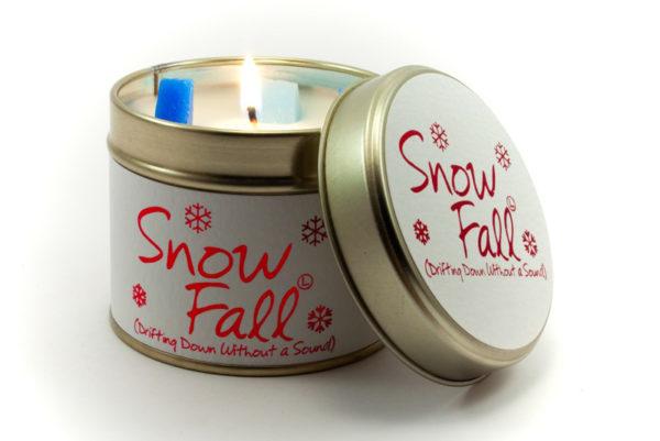 Lily Flame Snowfall