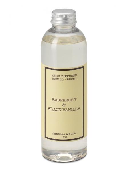Molla Raspberry Black Vanilla refill