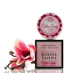 Zartgefühl Cotton Candy body cream