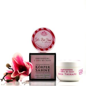 Zartgefühl Girls best friends body cream