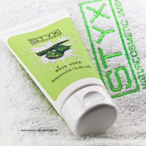 Stx Aloe Vera body milk