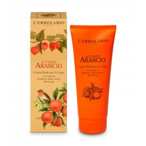 L'erbolario Accordo Arancio body lotion