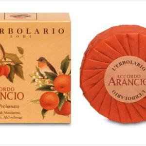 erbolario Accordo Arancio soap