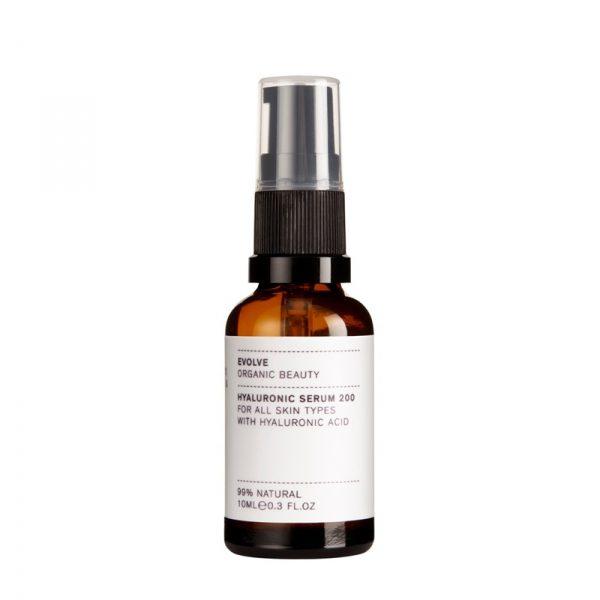 evolve organic beauty hyaluronic serum 10 ml