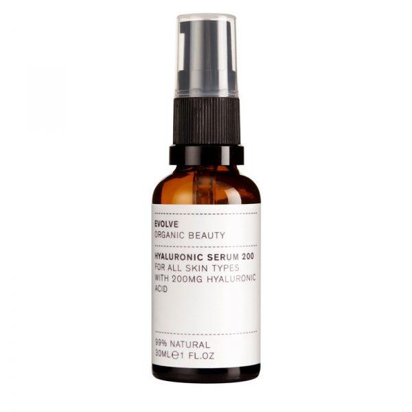 evolve organic beauty hyaluronic serum 30 ml
