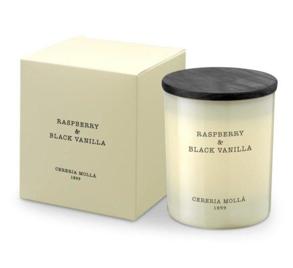 Cereria Molla 1899 Raspberry Vanilla candle