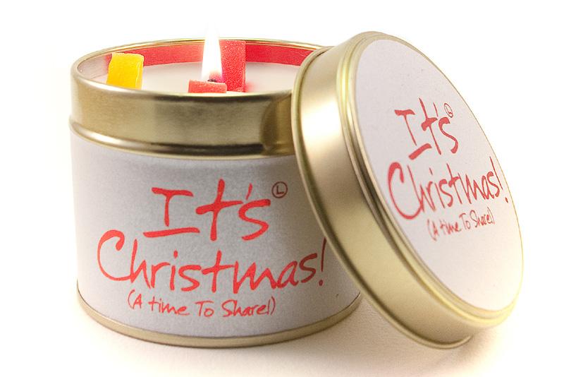 Christmas Candles.Lily Flame It S Christmas
